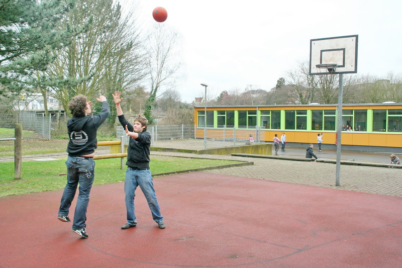 GSG Basketballplatz