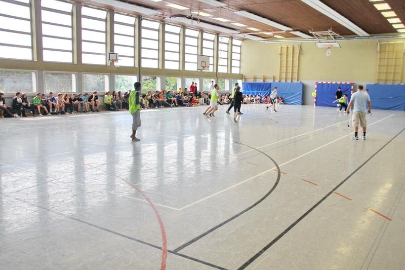 Sporthalle 1