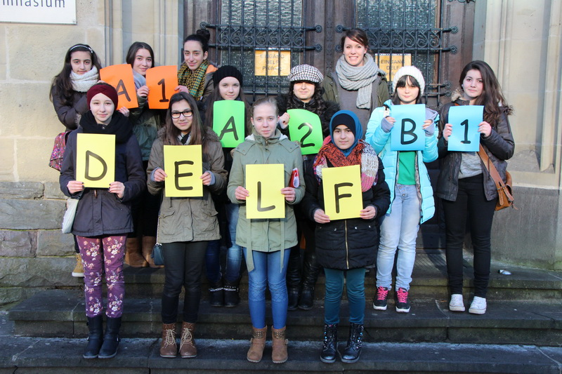 Mündliche DELF-Prüfung 2015