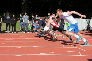03 100m-Lauf